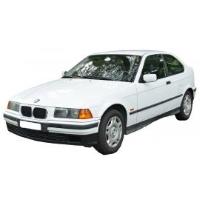 Автомобильные коврики EVA BMW 3 E36 компакт (1994-2001)