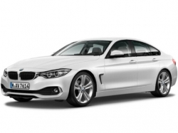 Автомобильные коврики EVA BMW 4 F32 (2013->)
