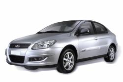Автомобильные коврики EVA Chery M11 A3 рестайлинг (2013-2015)