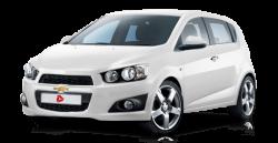 Автомобильные коврики EVA Chevrolet Aveo II T300 хэтчбек (2012->)