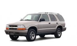 Автомобильные коврики EVA Chevrolet Blazer II Елабуга (1995-2005)