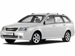 Автомобильные коврики EVA Chevrolet Lacetti универсал (2004-2013)