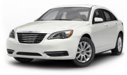 Автомобильные коврики EVA Chrysler 200 JS (2010-2014)