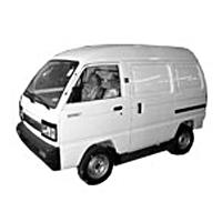 Автомобильные коврики EVA Daewoo Damas (1991->)