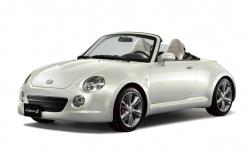 Автомобильные коврики EVA Daihatsu Copen (2002-2012)