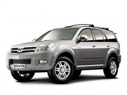 Автомобильные коврики EVA Great Wall Hover H2 (2005->)