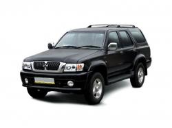 Автомобильные коврики EVA Great Wall Safe (2001-2009)