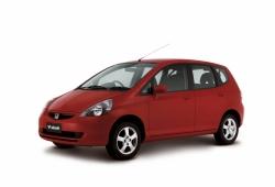 Автомобильные коврики EVA Honda Fit I, правый руль (2001-2008)