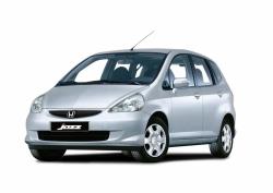 Автомобильные коврики EVA Honda Jazz I (2001-2007)