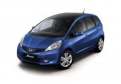 Автомобильные коврики EVA Honda Jazz II (2007-2013)