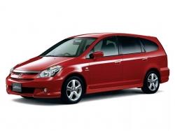 Автомобильные коврики EVA Honda Stream I рестайлинг, правый руль (2003-2006)