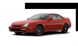 Автомобильные коврики EVA HondaPrelude V, правый руль (1996-2001)