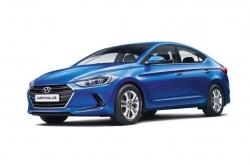 Автомобильные коврики EVA Hyundai Elantra VI AD (2015->)