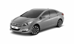 Автомобильные коврики EVA Hyundai i40 (2011->)