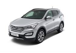Автомобильные коврики EVA Hyundai Santa Fe III (2012-2018)