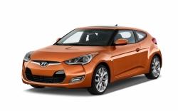 Автомобильные коврики EVA Hyundai Veloster I (2011-2017)