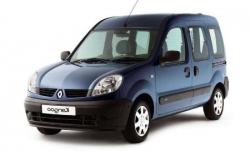 Автомобильные коврики EVA Renault Kangoo I 5D (1998-2008)