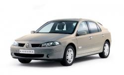Автомобильные коврики EVA Renault Laguna II (2001-2007)