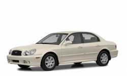 Автомобильные коврики EVA Hyundai Sonata IV EF (1999-2011)