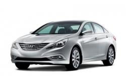 Автомобильные коврики EVA Hyundai Sonata VI YF (2010-2013)