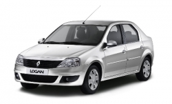 Автомобильные коврики EVA Renault Logan I (2004-2014)