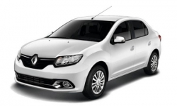 Автомобильные коврики EVA Renault Logan II (2014->)