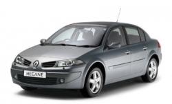Автомобильные коврики EVA Renault Megane II (2002-2008)