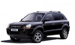 Автомобильные коврики EVA Hyundai Tucson I (2004-2010)