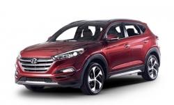 Автомобильные коврики EVA Hyundai Tucson III (2015->)