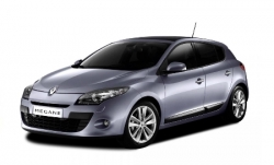 Автомобильные коврики EVA Renault Megane III хэтчбек (2008-2013)