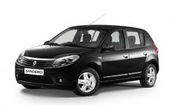 Автомобильные коврики EVA Renault Sandero I (2008-2014)