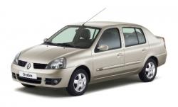 Автомобильные коврики EVA Renault Symbol I (1999-2008)