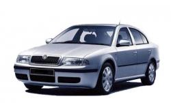 Автомобильные коврики EVA Skoda Octavia I A4 (1996-2010)