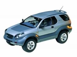 Автомобильные коврики EVA Isuzu VehiCROSS (1999-2001)