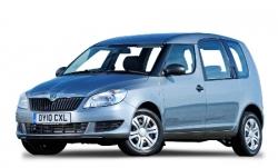 Автомобильные коврики EVA Skoda Roomster (2006-2015)