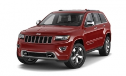Автомобильные коврики EVA Jeep Grand Cherokee IV WK2 рестайлинг (2013->)