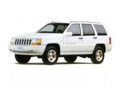 Автомобильные коврики EVA Jeep Grand Cherokee I ZJ дорестайлинг (1992-1996)