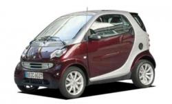 Автомобильные коврики EVA SMART ForTwo I (450) (1998-2007)