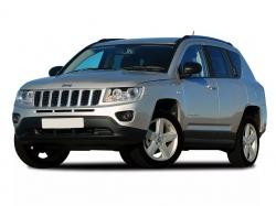 Автомобильные коврики EVA Jeep Compass I (2010-2016)