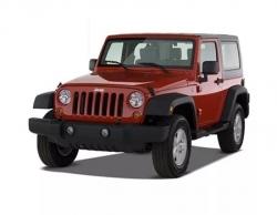 Автомобильные коврики EVA Jeep Wrangler III JK 3D (2007->)