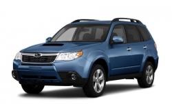 Автомобильные коврики EVA Subaru Forester III SH (2008-2011)