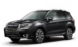 Автомобильные коврики EVA Subaru Forester IV SJ (2012-2018)