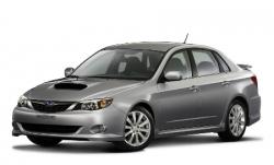 Автомобильные коврики EVA Subaru Impreza III GE/GH/GR/GV (2007-2013)