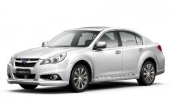 Автомобильные коврики EVA Subaru Legacy V BM/BR (2009-2014)