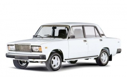 Автомобильные коврики EVA Lada 2101, 2103, 2105, 2106, 2107 (1970-2012)