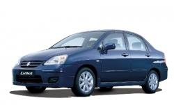 Автомобильные коврики EVA Suzuki Liana (2001-2007)