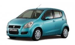 Автомобильные коврики EVA Suzuki Splash (2008-2015)