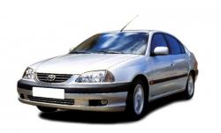 Автомобильные коврики EVA Toyota Avensis I T220 (1997-2003)