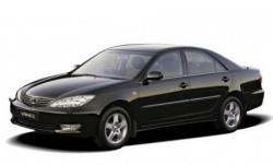 Автомобильные коврики EVA Toyota Camry V XV30 (2002-2006)