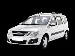 Автомобильные коврики EVA Lada Largus, 5 мест (2012->)